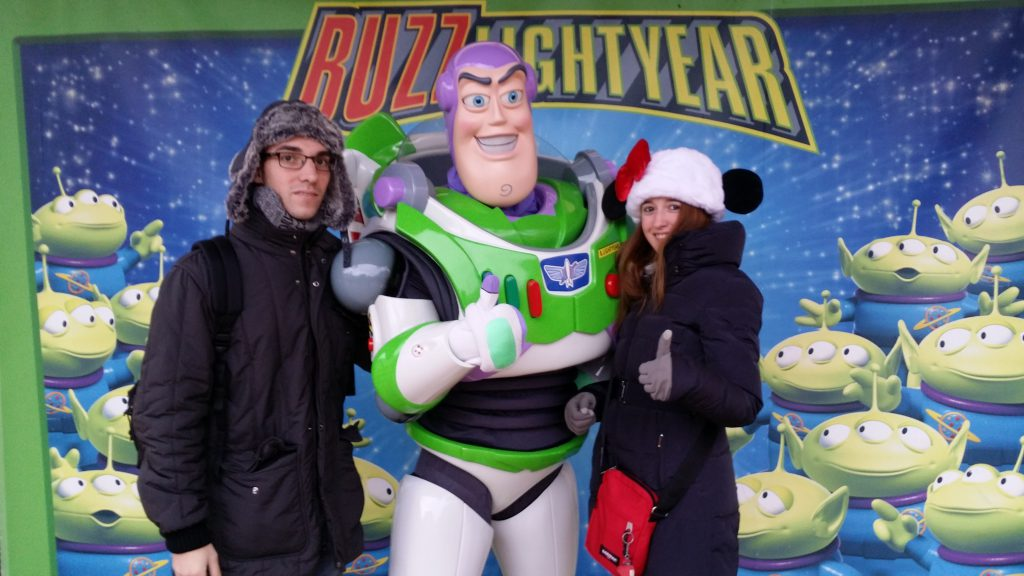 Disneyland Paris in un giorno: puoi incontrare Buzz Lightyear