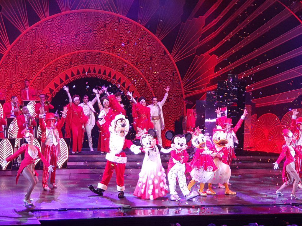 """Lo spettacolo di Natale """"Mickey's Christmas Band"""""""