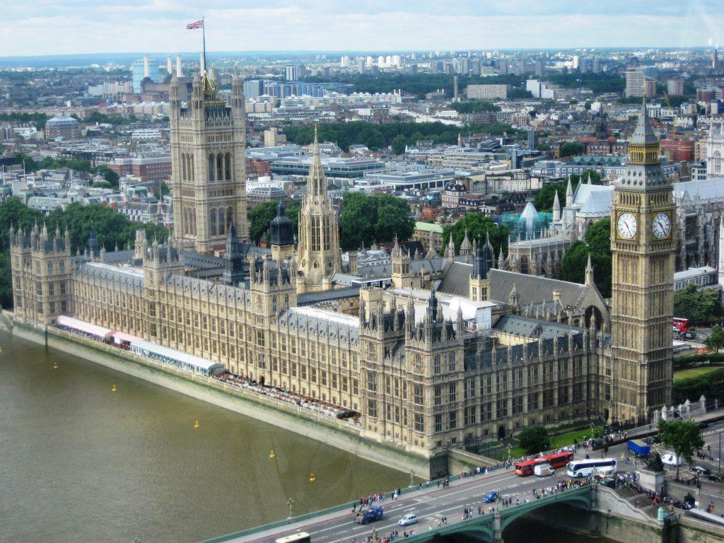 la vista da London Eye