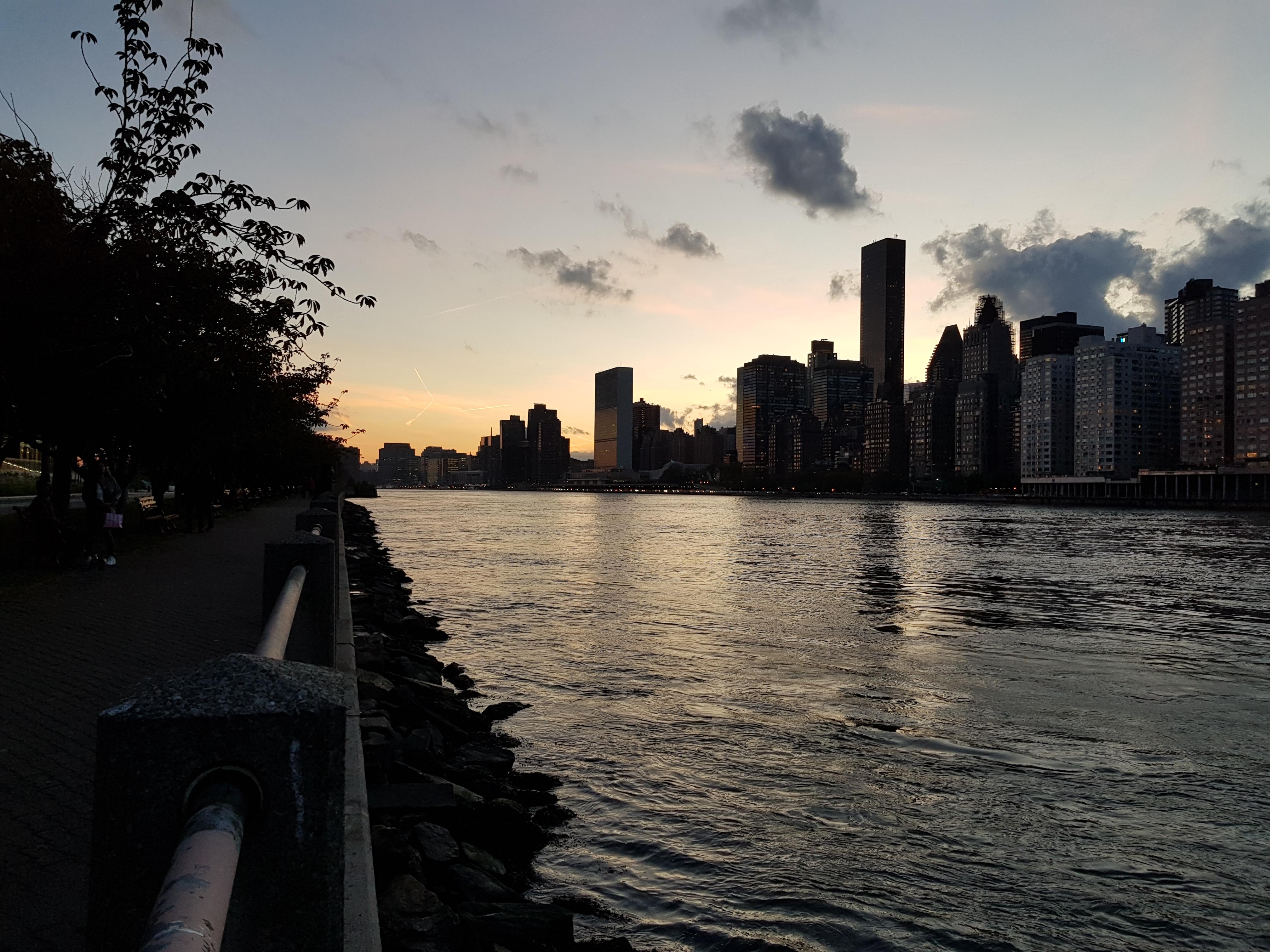 Dove vedere il tramonto a New York Il Viaggio Che Vale