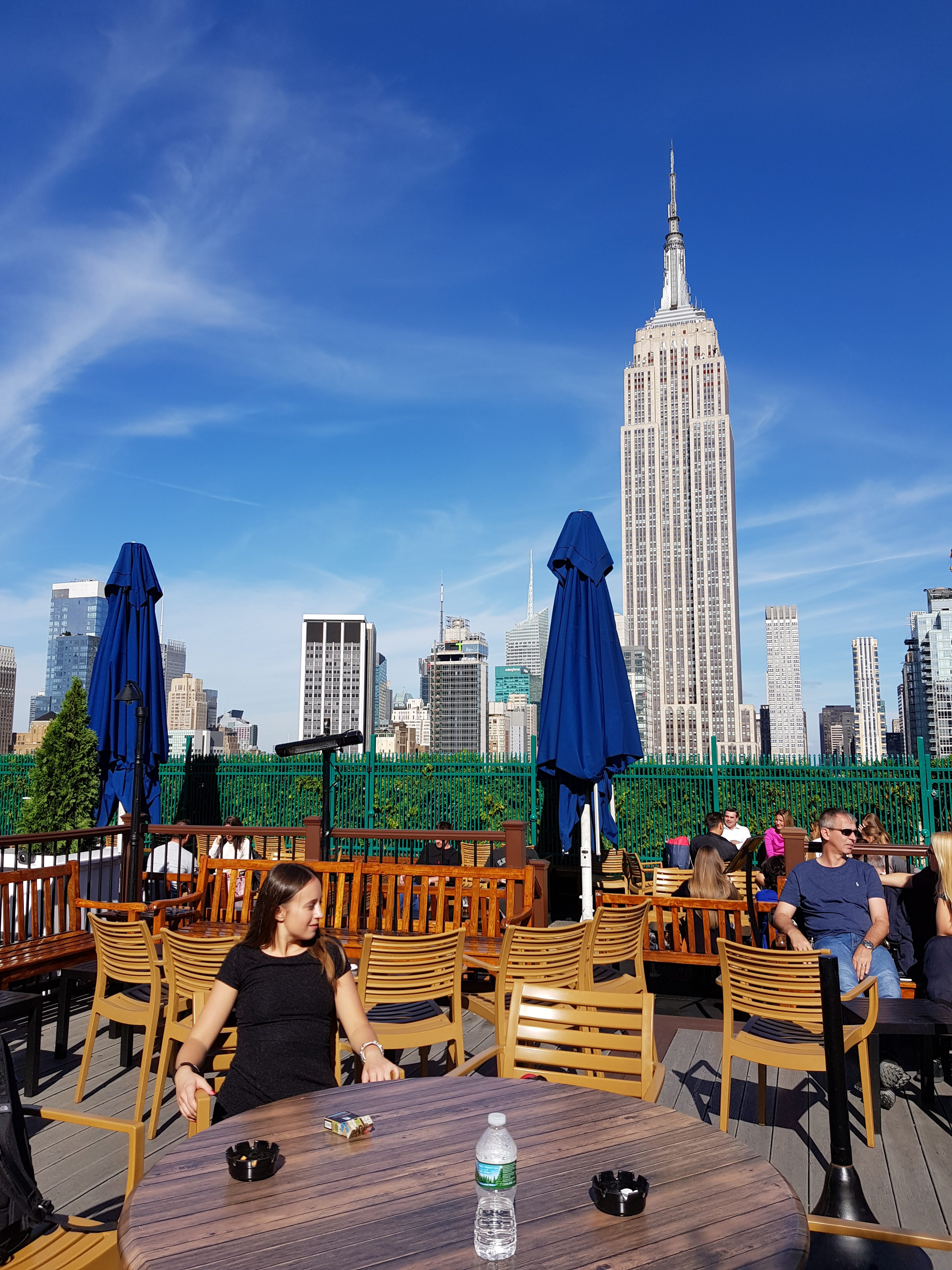 brunch a New York al 230th rooftop