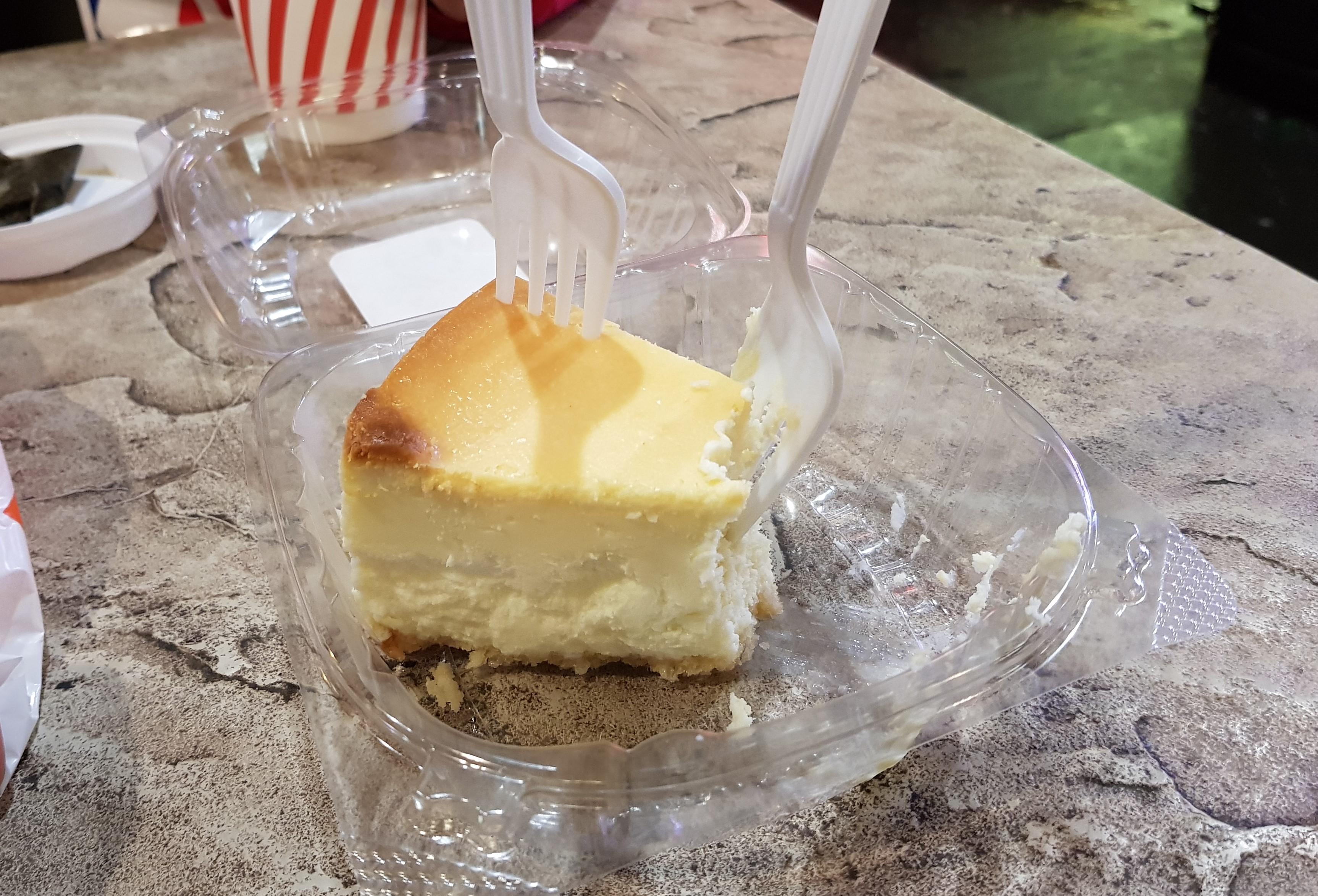 Dove mangiare la cheesecake a New York