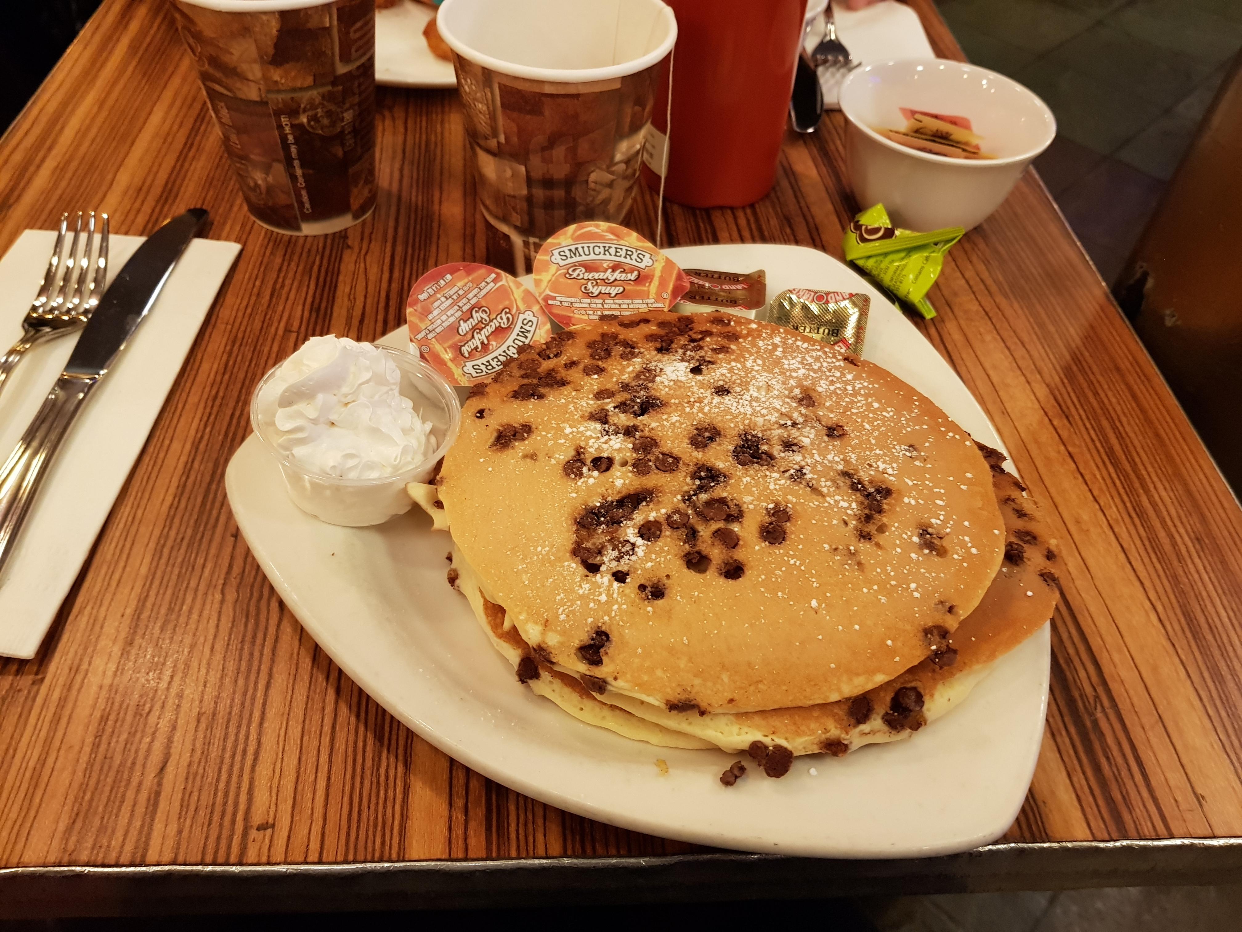 pancake da Ellen's Stardust