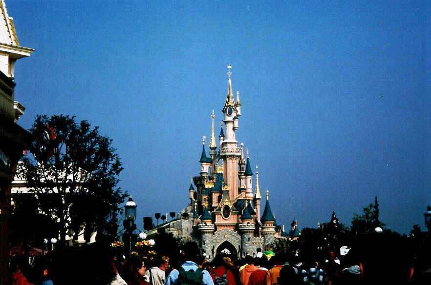 Disneyland nel 1995