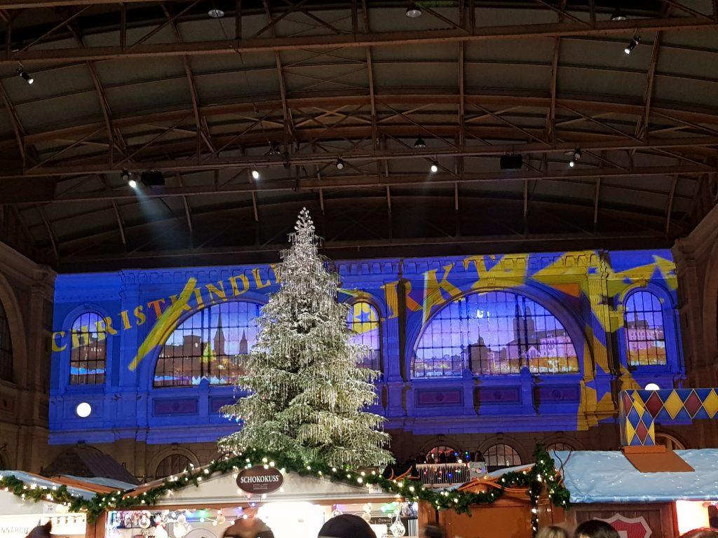 il mercatino di Natale della stazione centrale di Zurigo
