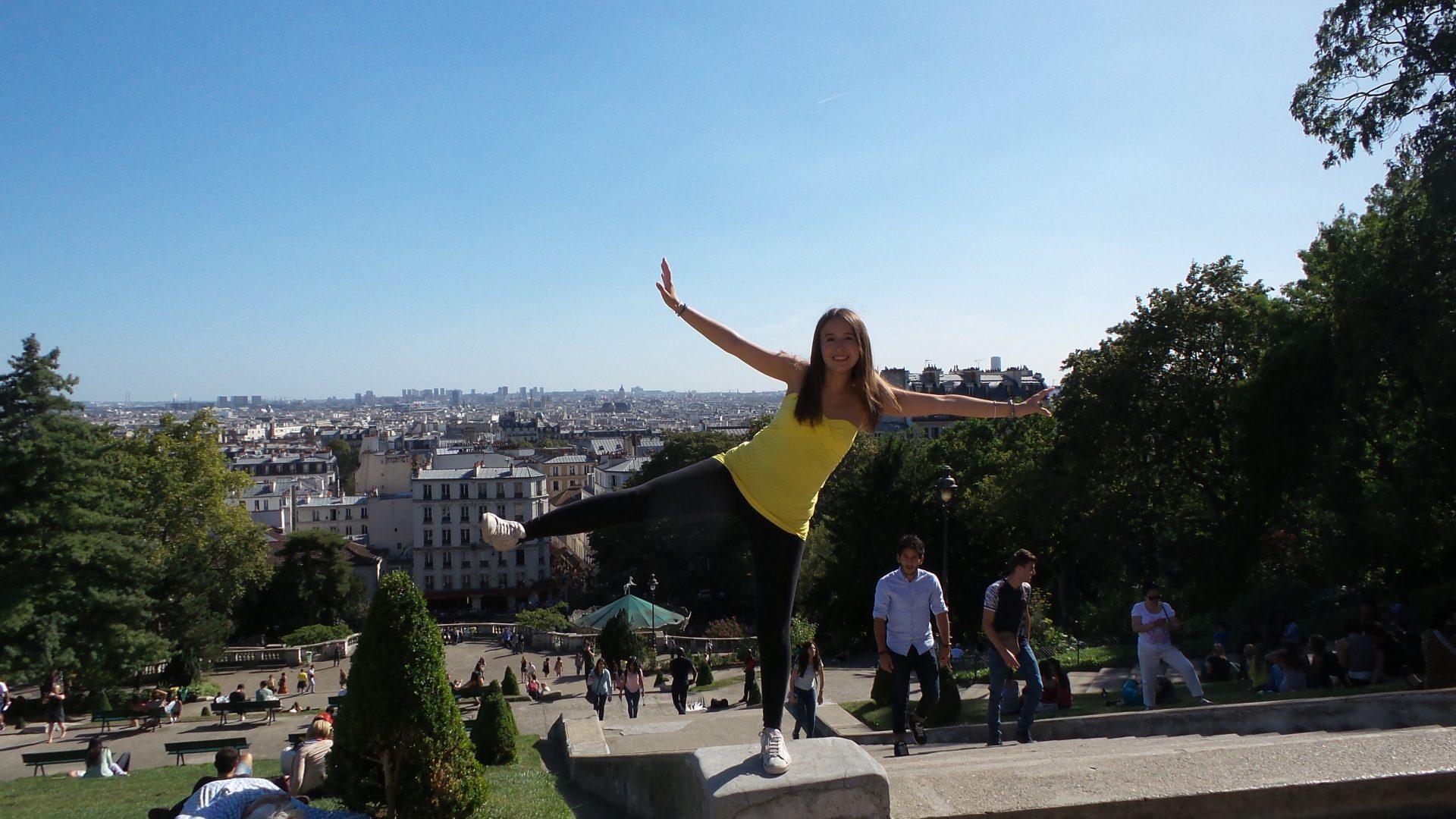 itinerario Parigi in un giorno