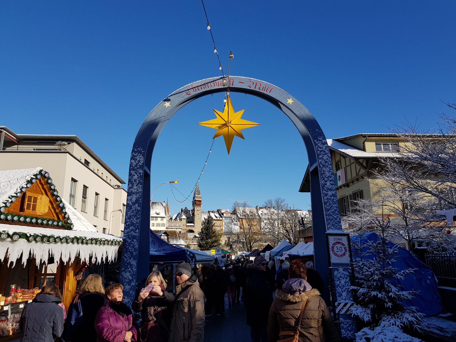 Visitare i mercatini di Natale di Bremgarten