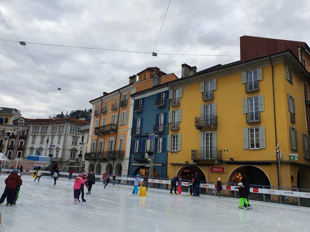 natale in svizzera - locarno on ice