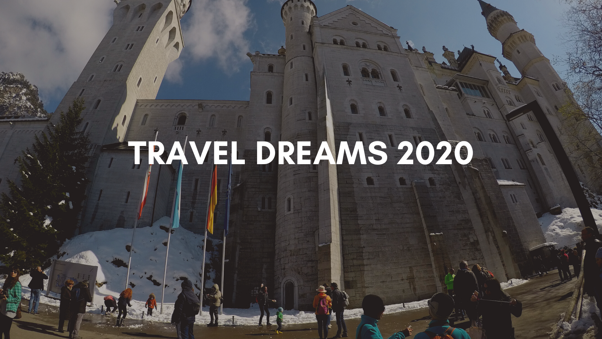 TRAVEL DREAMS 2020