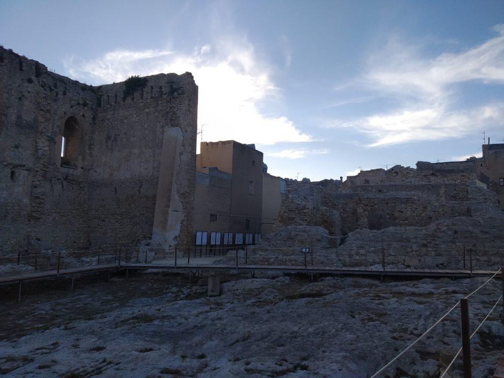 Castello Luna a Sciacca