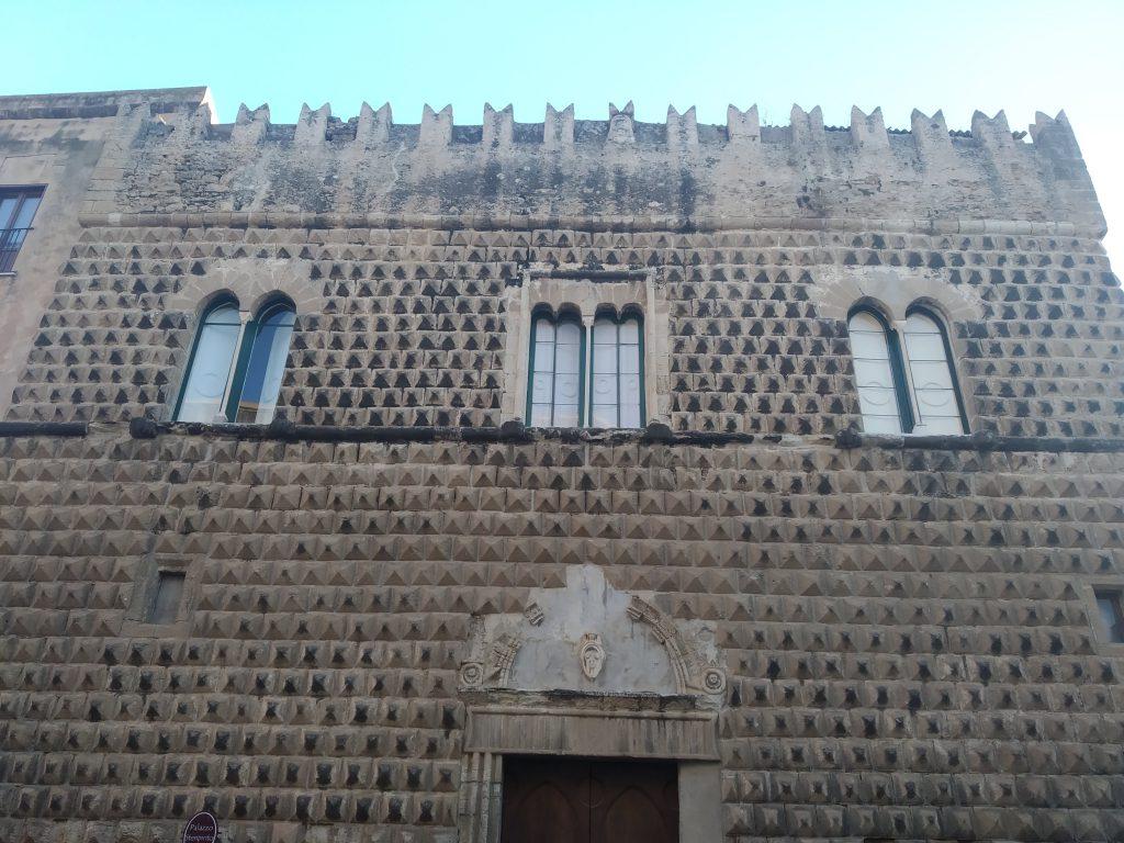 Il Palazzo Steripinto di Sciacca