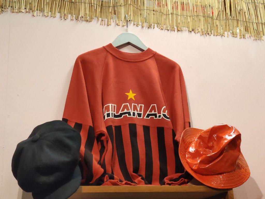 maglia vintage Milan