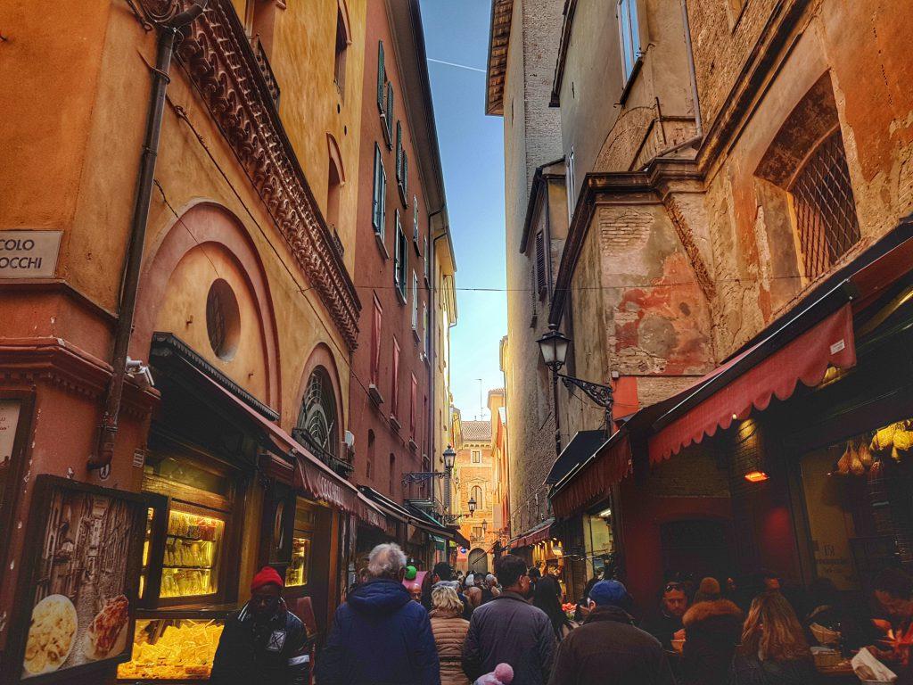 Il Quadrilatero di Bologna