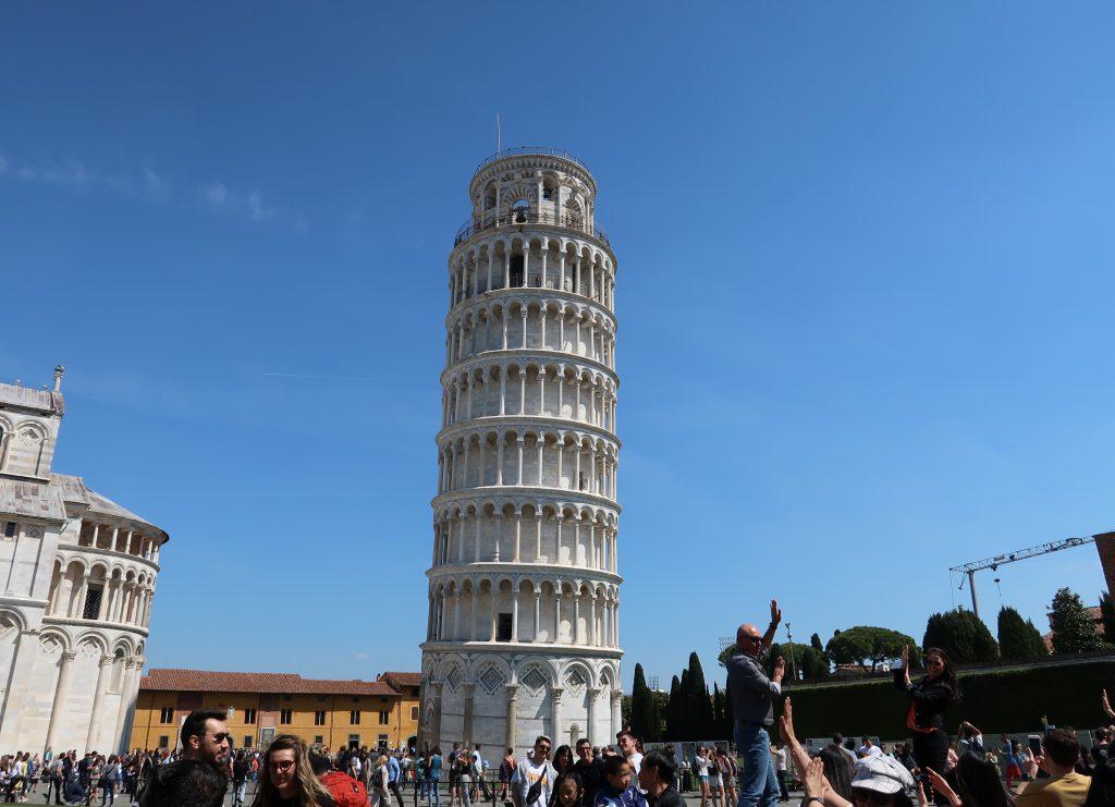 Cosa vedere a Pisa in un giorno: la Torre