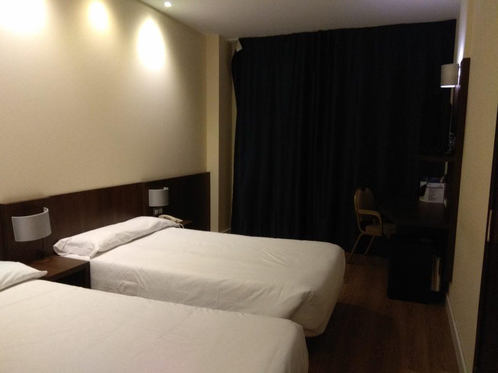 Dove alloggiare a Valencia spendendo poco: Hotel Olympia Universidades