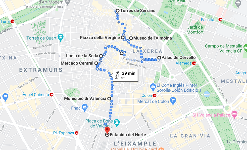 Cosa vedere a Valencia in due giorni: giorno 2