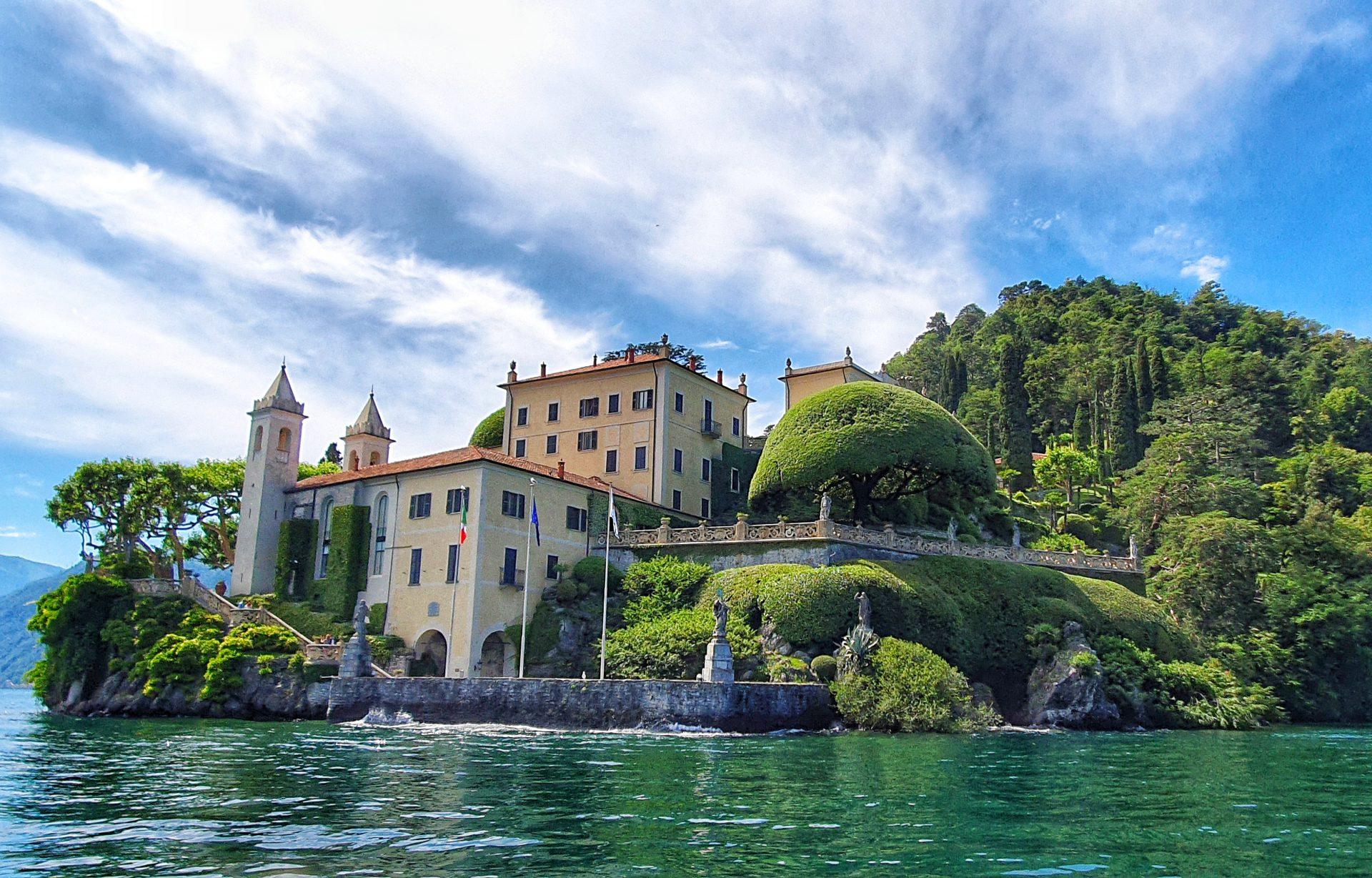 Visita a Villa del Balbianello