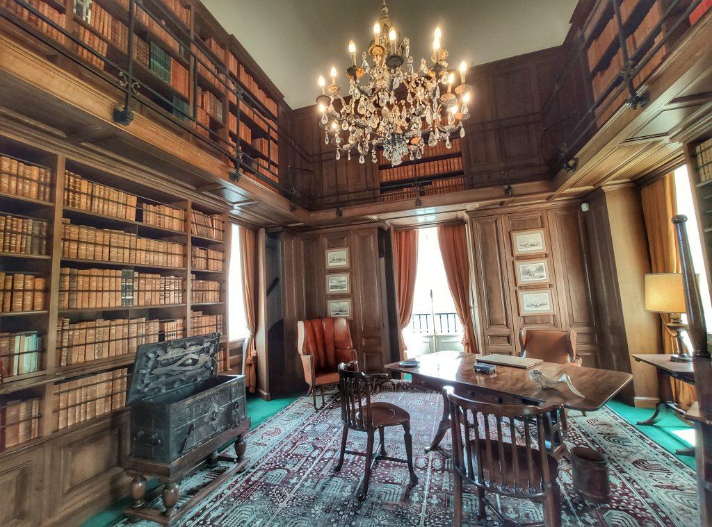 La Biblioteca di Villa del Balbianello