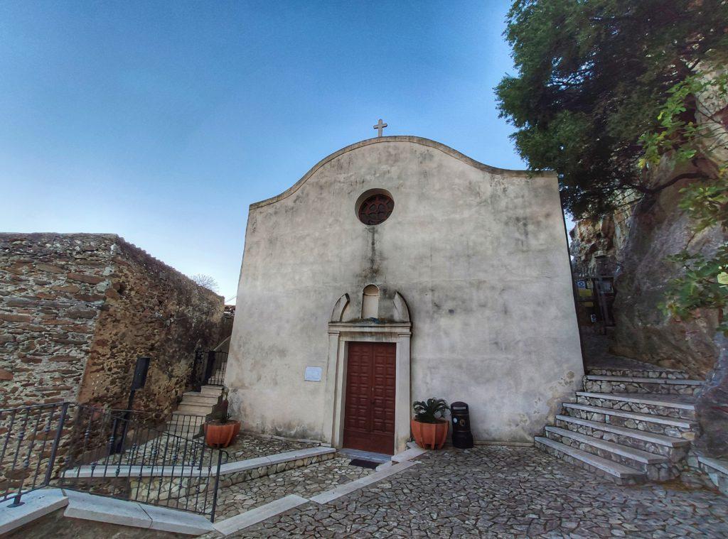 Posada- Chiesa di Sant'Antonio Abate