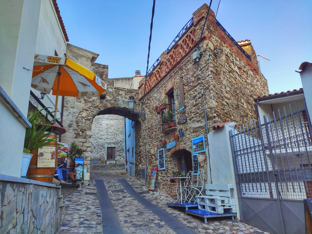 Borgo Posada Sardegna