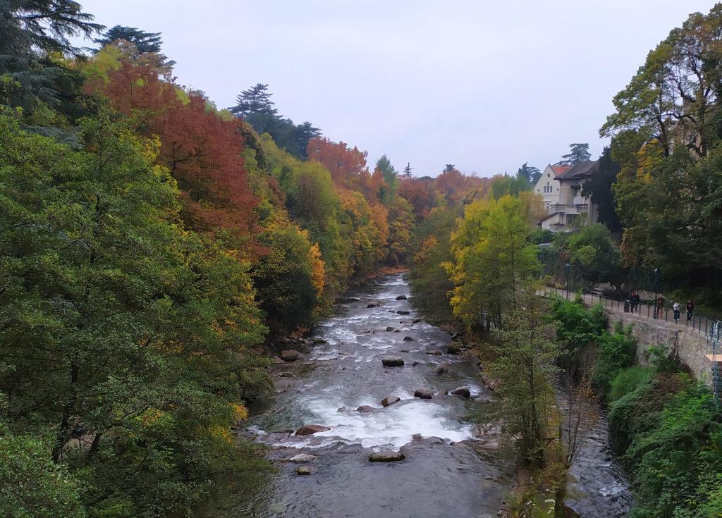 Dove ammirare il foliage in Italia: Merano