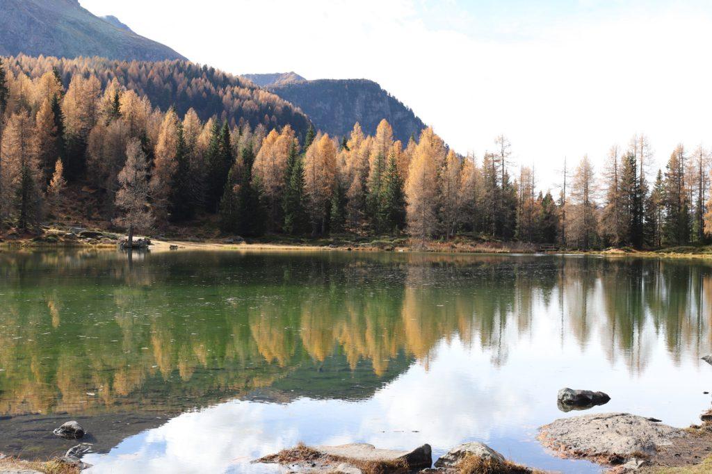Dove vedere il foliage in Italia: Passo San Pellegrino