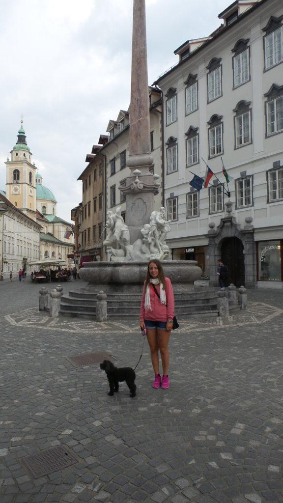 Cosa vedere in slovenia con il cane: Lubiana