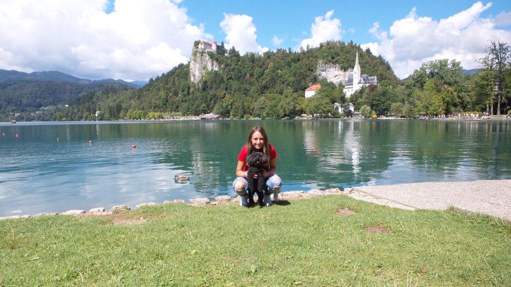 Cosa vedere sul Lago di Bled con il cane