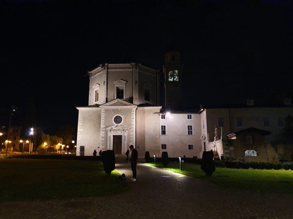 La Chiesa dell'Inviolata a Riva del Garda