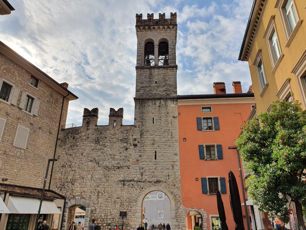 La Porta di San Michele, ingresso della città di Riva del Garda