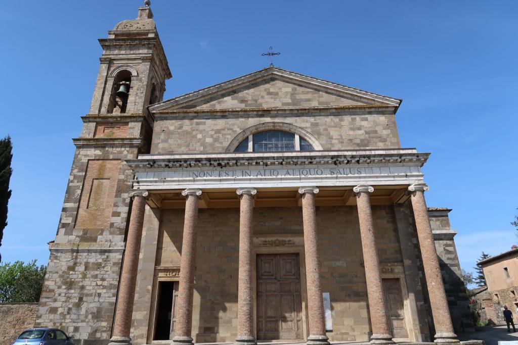 Cosa vedere a Montalcino: il Duomo