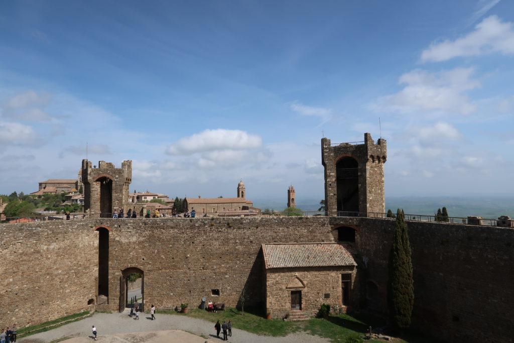 Cosa vedere a Montalcino: la Fortezza