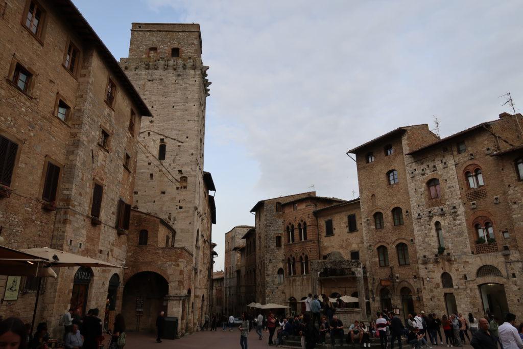 Toscana in una settimana: Il centro storico di San Gimignano