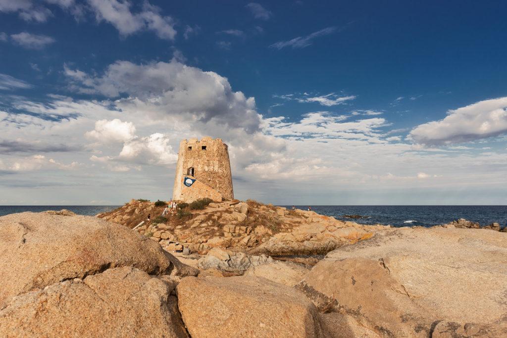 La Torre di Bari Sardo