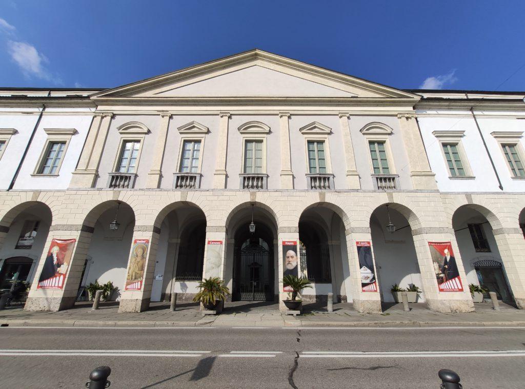 Cosa vedere a Lovere: l'Accademia Tadini