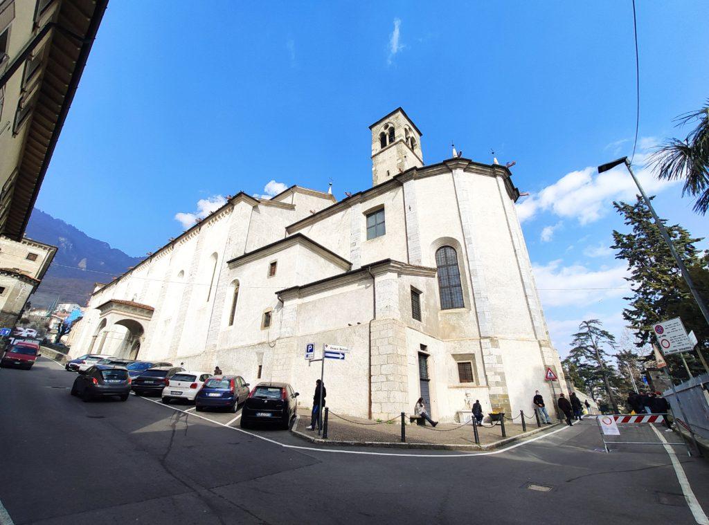 Cosa vedere a Lovere: la basilica di Santa Maria in Valvendra