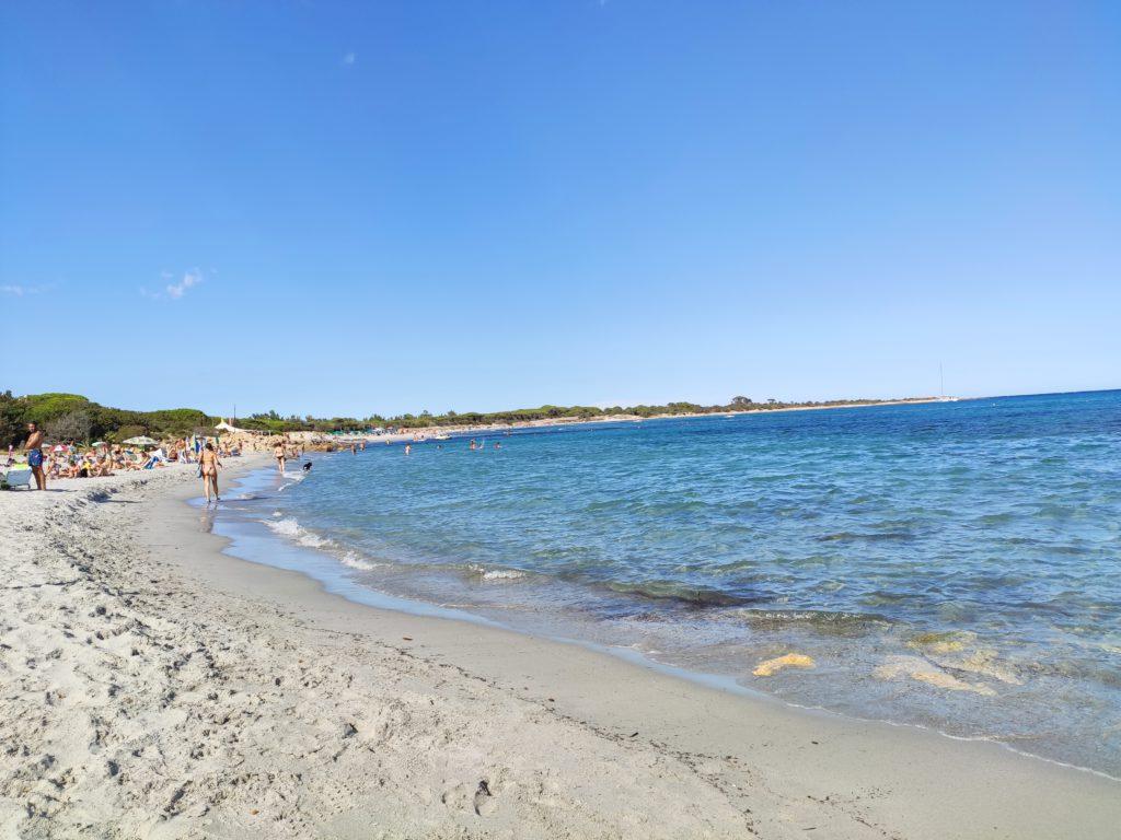 Le spiagge più belle della costa est della Sardegna: Cala Liberotto