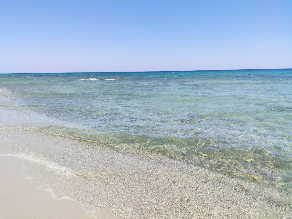 Spiaggia Oasi Biderosa