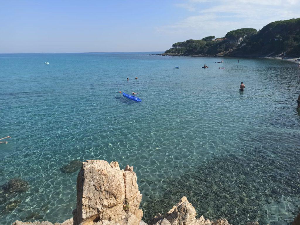 Le spiagge più belle della costa est della Sardegna: Sas Linnas Siccas