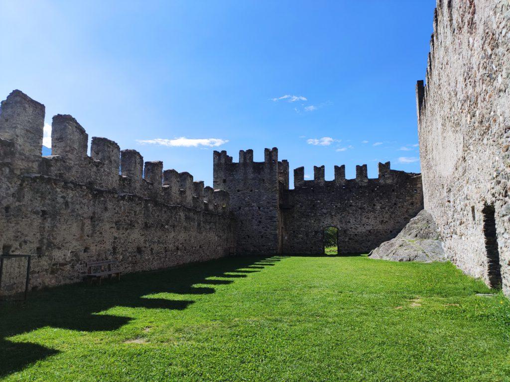 Il Castello Visconteo a Grosio