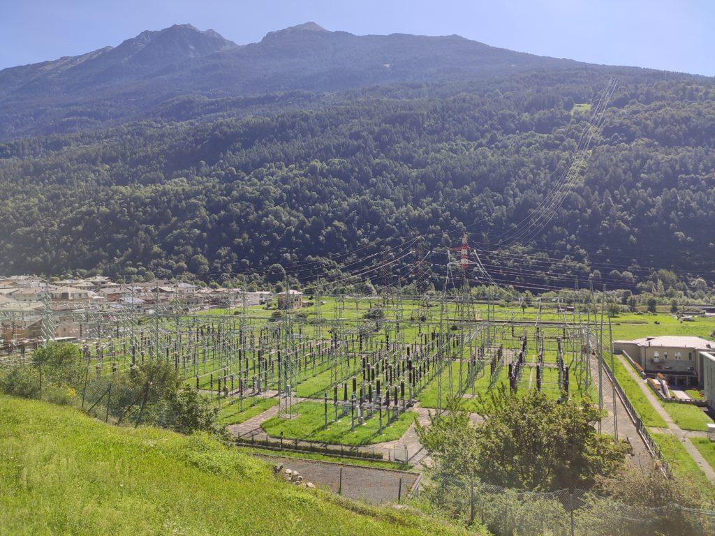 La Centrale Idroelettrica di Grosio