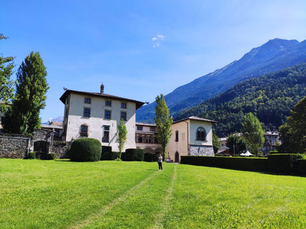 La Villa Visconti Venosta