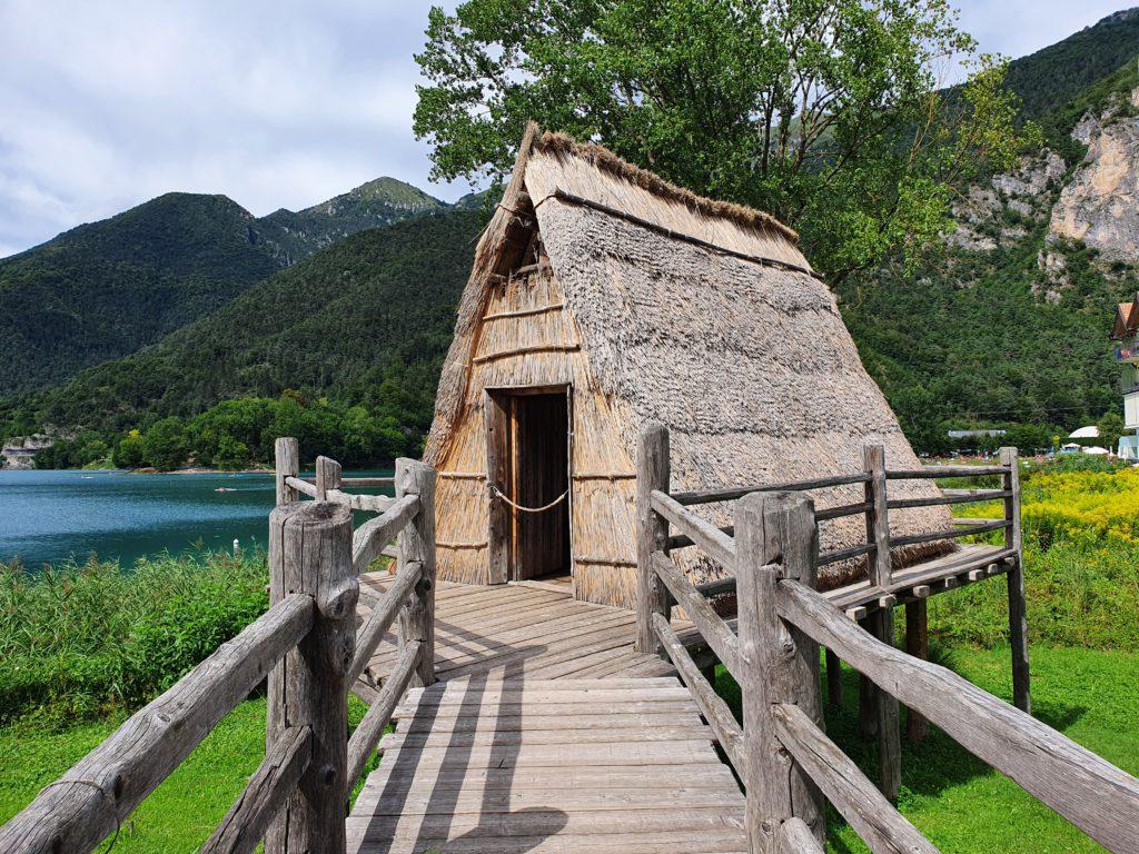 Cosa vedere sul Lago di Ledro: museo delle palafitte